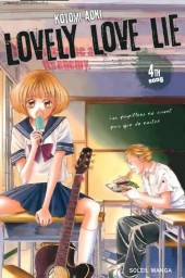 Lovely love lie -4- 4th song