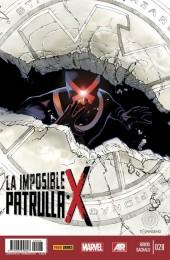 La imposible Patrulla-X -28- La Imposible Patrulla-X Contra S.H.I.E.L.D. Parte 4