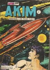 Akim (1re série) -477- L'homme venu de l'espace