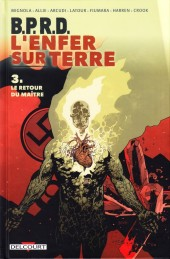 B.P.R.D. - L'Enfer sur Terre -3- Le Retour du Maître