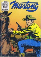 Mustang (Semic) -Rec82- Album relié N°82 (du n°245 au n°247)