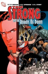 Tom Strong and the Robots of Doom (2010)