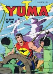 Yuma (1re série) -Rec089- Album N°89 (du n°318 au n°320)