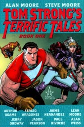 Tom Strong's Terrific Tales (2002) -INT1- Tom Strong's Terrific Tales: Book 01