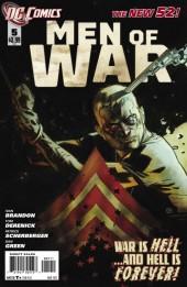Men of war Vol.2 (DC comics - 2011) -5- (sans titre)