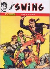Capt'ain Swing! (2e série) -Rec24- Album N°24 (du n°70 au n°72)