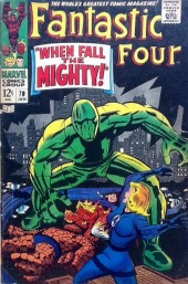 Fantastic Four (1961) -70- When fall the mighty!