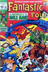 Fantastic Four (1961) -89- The madness of the moment man!