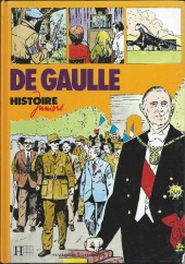 Histoire Juniors -1- De Gaulle
