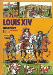 Histoire Juniors -3- Louis XIV