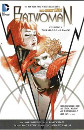 Batwoman (2011) -INT04- This blood is thick