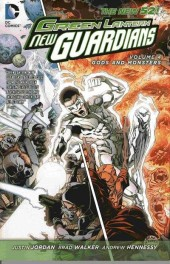 Green Lantern: New Guardians (DC Comics - 2011) -INT04- Gods and monsters