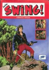 Capt'ain Swing! (2e série) -Rec57- Album N°57 (du n°171 au n°173)