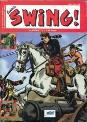 Capt'ain Swing! (2e série) -Rec73- Album N°73 (du n°219 au n°221)