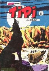 Tipi -REC16- Album n°16 (du n°46 au n°48)