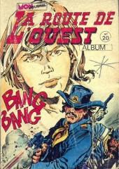 La route de l'Ouest -Rec20- Album n°20 (du n°58 au n°60)