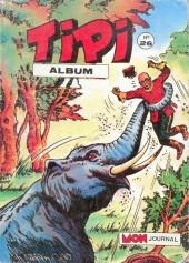 Tipi -Rec26- Album N°26 (du n°76 au n°78)