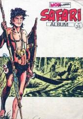 Safari (Mon Journal) -Rec35- Album N°35 (du n°131 au n°133)