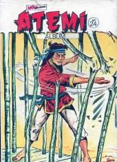 Atemi -Rec24- Album N°24 (du n°92 au n°95)