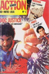 Action Junior -1- Doc Justice