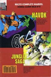 Un récit complet Marvel -Rec15- Double Album Relié N°15 (n°30 et n°32)