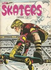 Skaters -4- Red Skate - Alerte à la bombe