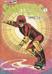 Skaters -5- Red Skate - Une sacrée vipère