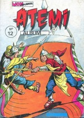 Atemi -REC12- Album n°12 (du n°44 au n°47)