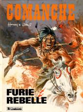 Comanche -6c1983- Furie rebelle