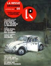 La revue dessinée -5- #05