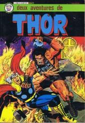 Thor le fils d'Odin -Rec06- Album N°6 (n°20 et n°21)