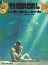 Thorgal -12b1993- La cité du dieu perdu