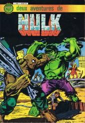 Hulk (3e Série - Arédit - Gamma) -Rec06- Album N°1 (n°10 et n°11)