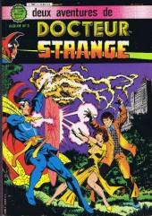 Docteur Strange (Arédit) -Rec03- Deux aventures de Docteur Strange (n° 5 et Conan n° 13)