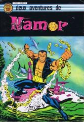 Namor -Rec05- Album N°1 (n°9 et n°10)