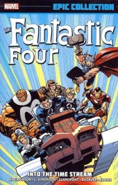 Fantastic Four Epic Collection (2014) -INT20- Into The Time Stream