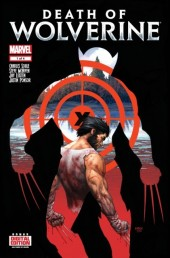 Death of Wolverine (2014) -1- Death of Wolverine #1 McNiven Cover