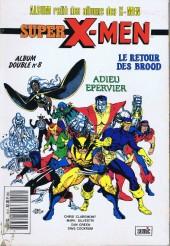 X-Men (Les étranges) -Rec08- Album double N°8