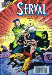 Serval-Wolverine -Rec06- Album N°6 (du n°16 au n°18)