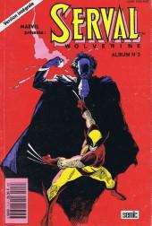 Serval-Wolverine -Rec03- Album N°3 (du n°7 au n°9)