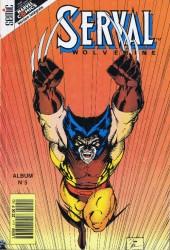 Serval-Wolverine -Rec05- Album N°5 (du n°13 au n°15)