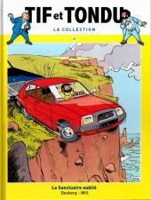 Tif et Tondu - La collection (Hachette)  -29- Le Sanctuaire oublié