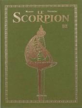 Le scorpion -3TT- La croix de Pierre