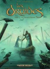 Les druides -8- Les Secrets d'Orient