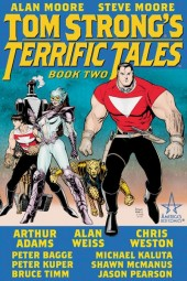 Tom Strong's Terrific Tales (2002) -INT2- Tom Strong's Terrific Tales: Book 02