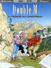 Double M -1- Le trésor des chartreux