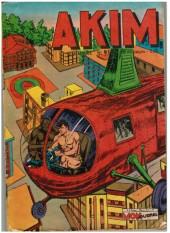 Akim (1re série) -91- Pris au piège