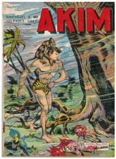 Akim (1re série) -93- Les fleurs du sommeil enchanté