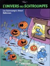 Schtroumpfs (L'univers des) -5- Les Schtroumpfs fêtent Halloween
