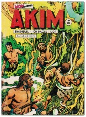 Akim (1re série) -324- Le feu éternel